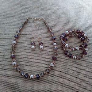 NWOT Napier Jewelry Set